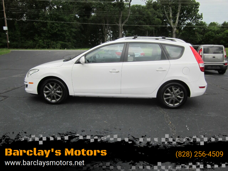 2012 Hyundai Elantra Touring for sale at Barclay's Motors in Conover NC