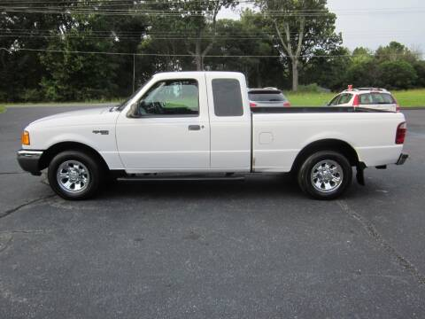 2003 Ford Ranger for sale at Barclay's Motors in Conover NC