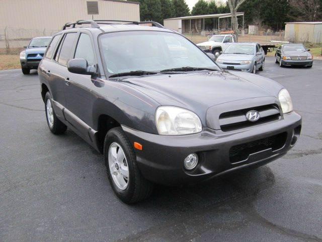 2005 Hyundai Santa Fe GLS 4dr SUV - Conover NC
