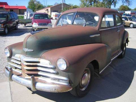 1946 Chevrolet 210 for sale in Mt Pleasant, IA