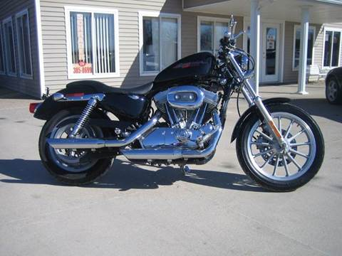 2005 Harley-Davidson Sportster for sale in Mt Pleasant, IA