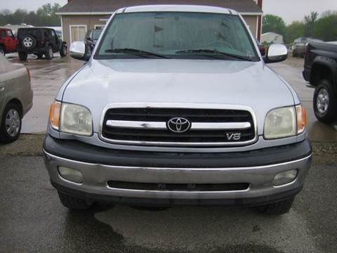 2000 Toyota Tundra for sale in Mt Pleasant, IA