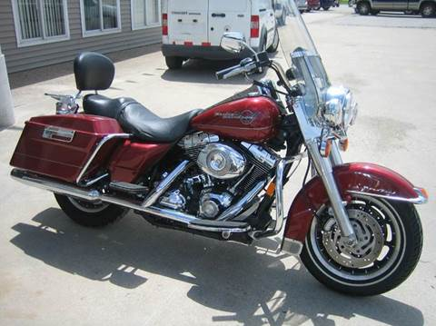 2007 Harley-Davidson Road King for sale in Mt Pleasant, IA
