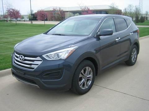 2015 Hyundai Santa Fe Sport for sale in Mt Pleasant, IA