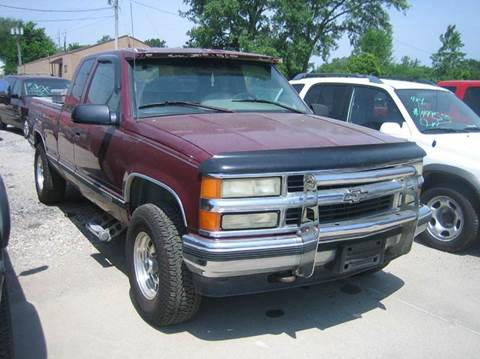 1996 Chevrolet C/K 1500 Series for sale in Mt Pleasant, IA