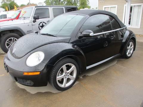 2008 Volkswagen New Beetle for sale in Mt Pleasant, IA