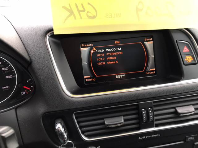 Audi Q Quattro In Zeeland MI Marvs Car Lot Inc - Audi car lot
