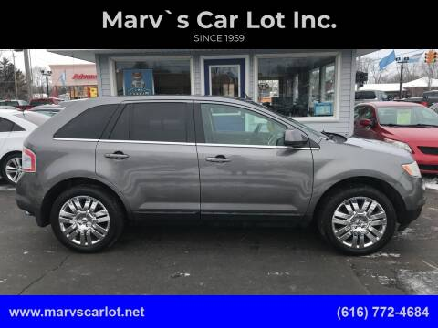 2010 Ford Edge Limited for sale at Marv`s Car Lot Inc. in Zeeland MI