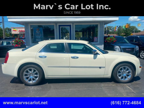 2010 Chrysler 300 for sale at Marv`s Car Lot Inc. in Zeeland MI