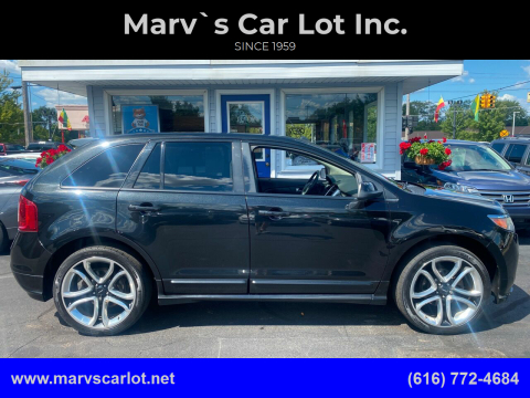 2011 Ford Edge for sale at Marv`s Car Lot Inc. in Zeeland MI