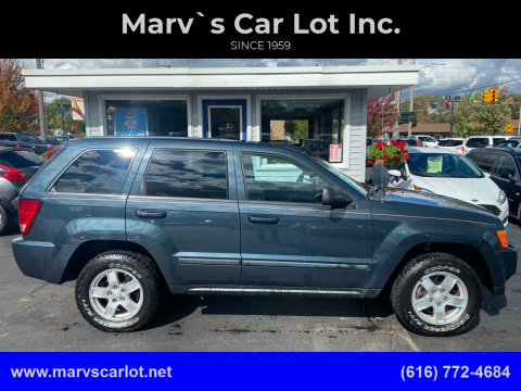 2007 Jeep Grand Cherokee for sale at Marv`s Car Lot Inc. in Zeeland MI