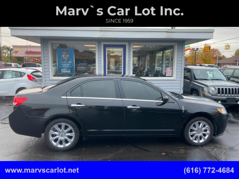 2011 Lincoln MKZ for sale at Marv`s Car Lot Inc. in Zeeland MI