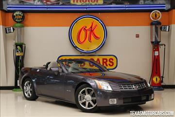 2004 Cadillac XLR for sale in Addison, TX