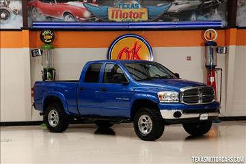 2007 Dodge Ram Pickup 1500 for sale in Addison, TX