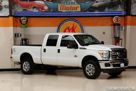 2014 Ford F-350 Super Duty for sale in Addison, TX