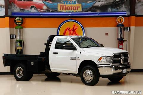 2015 RAM Ram Pickup 3500 for sale in Addison, TX