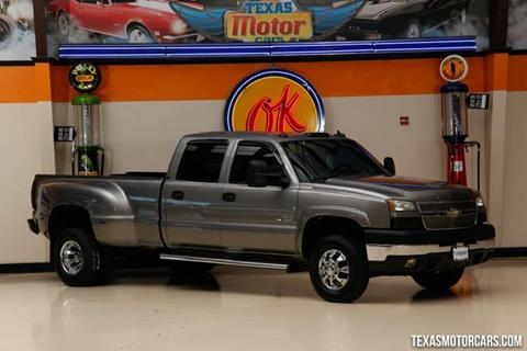 2007 Chevrolet Silverado 3500 Classic for sale in Addison, TX