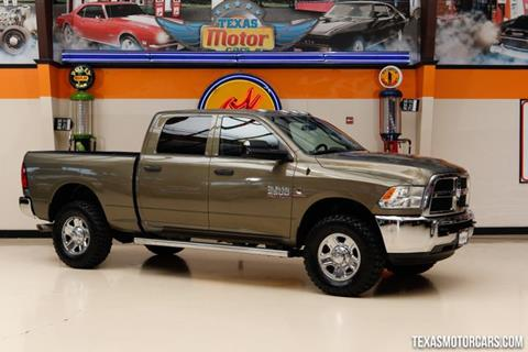 2014 RAM Ram Pickup 2500 for sale in Addison, TX