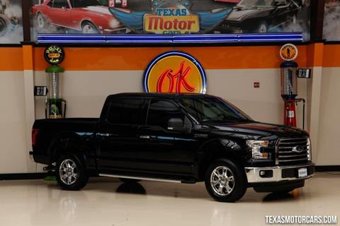 2016 Ford F-150 for sale in Addison, TX