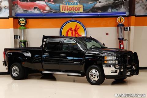 2014 Chevrolet Silverado 3500HD for sale in Addison, TX