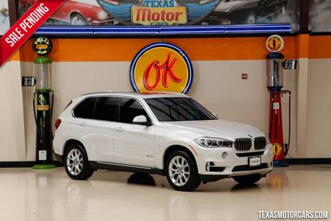 2015 BMW X5 for sale in Addison, TX