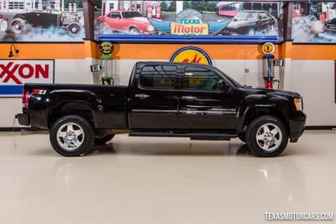 2014 GMC Sierra 2500HD for sale in Addison, TX
