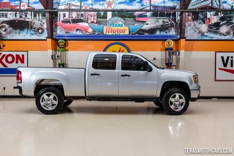 2014 GMC Sierra 2500HD for sale in Addison, TX