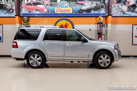 2015 Ford Expedition for sale in Addison, TX