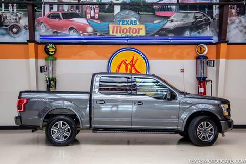 2015 Ford F-150 for sale in Addison, TX