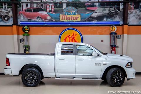 2014 RAM Ram Pickup 1500 for sale in Addison, TX