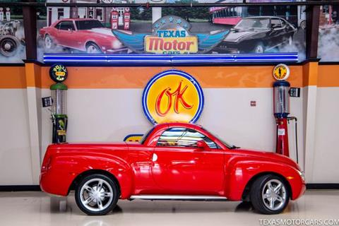 2004 Chevrolet SSR for sale in Addison, TX