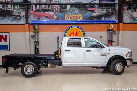 2016 RAM Ram Chassis 3500 for sale in Addison, TX