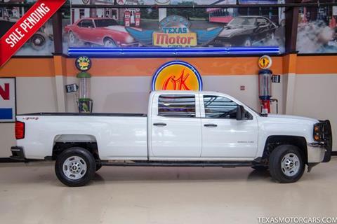 2015 Chevrolet Silverado 2500HD for sale in Addison, TX