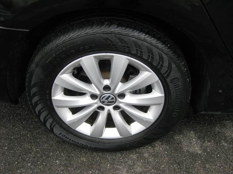 2013 Volkswagen Passat S PZEV 4dr Sedan 6A - Passaic NJ