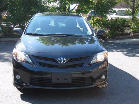 2012 Toyota Corolla for sale at Park Motor Cars in Passaic NJ