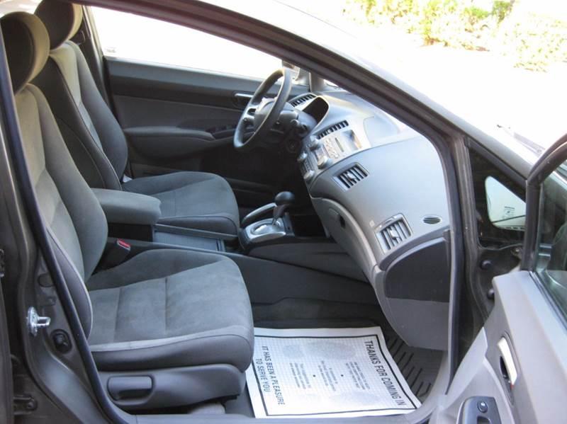 2006 Honda Civic LX 4dr Sedan w/automatic - Passaic NJ