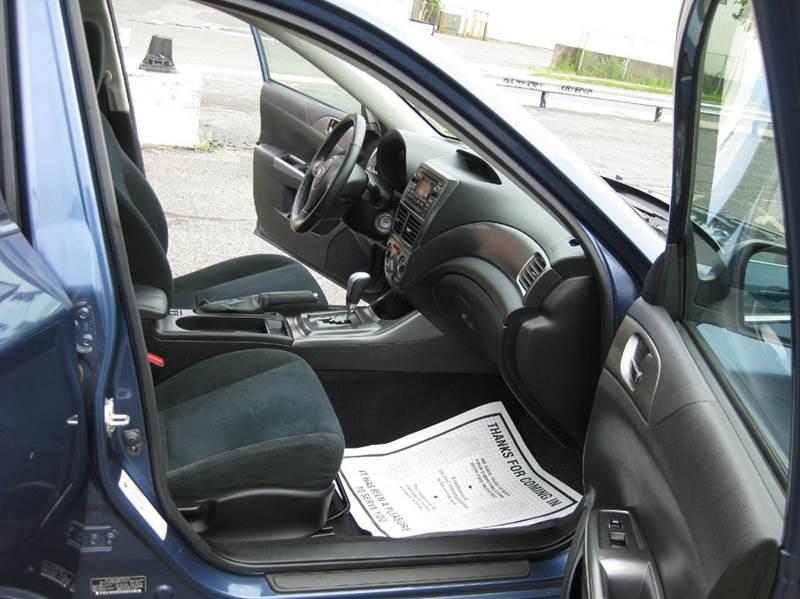 2011 Subaru Impreza AWD 2.5i Premium 4dr Sedan 4A - Passaic NJ
