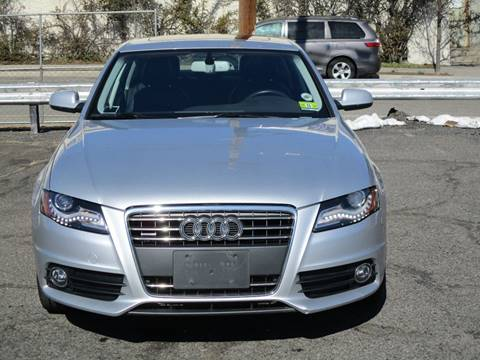 2012 Audi A4 for sale at Park Motor Cars in Passaic NJ