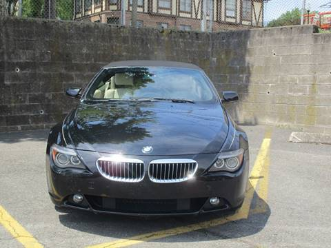 2006 BMW 6 Series for sale at Park Motor Cars in Passaic NJ