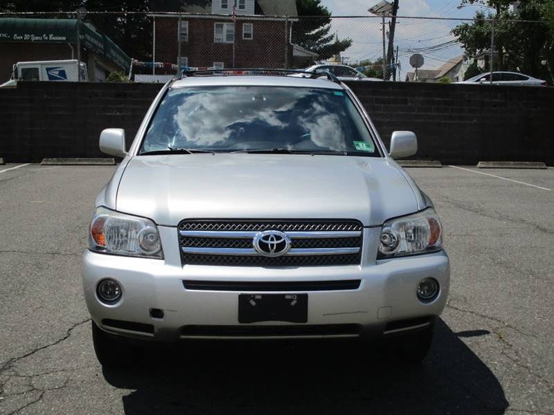2006 Toyota Highlander Hybrid Awd Limited 4dr Suv In Passaic Nj