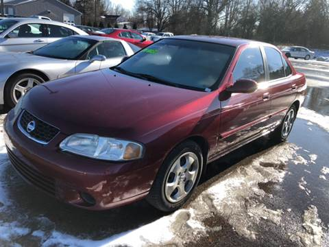 2003 Nissan Sentra for sale in Greenville, MI