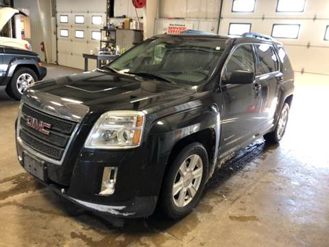2012 GMC Terrain for sale in Greenville, MI