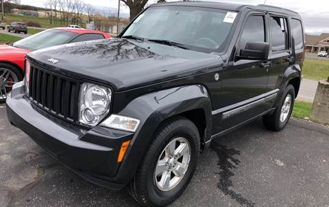 2011 Jeep Liberty for sale in Greenville, MI