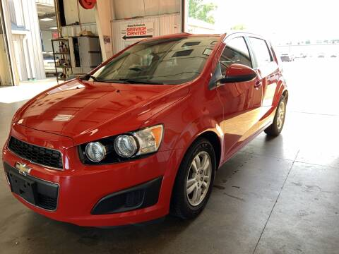 2013 Chevrolet Sonic for sale at Blake Hollenbeck Auto Sales in Greenville MI