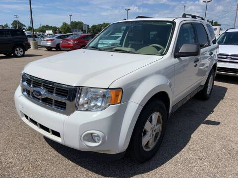 2009 Ford Escape for sale at Blake Hollenbeck Auto Sales in Greenville MI