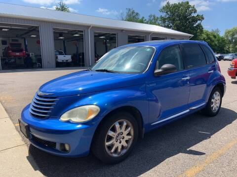 2006 Chrysler PT Cruiser for sale at Blake Hollenbeck Auto Sales in Greenville MI