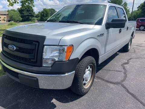 2014 Ford F-150 for sale at Blake Hollenbeck Auto Sales in Greenville MI