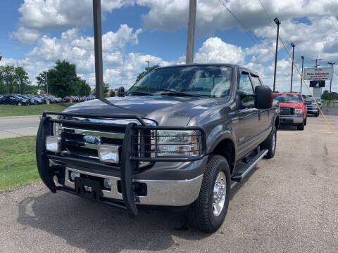 2005 Ford F-250 Super Duty for sale at Blake Hollenbeck Auto Sales in Greenville MI