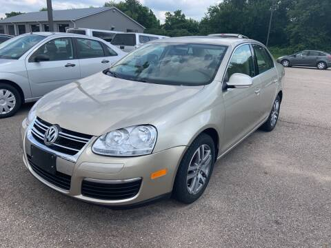 2006 Volkswagen Jetta for sale at Blake Hollenbeck Auto Sales in Greenville MI