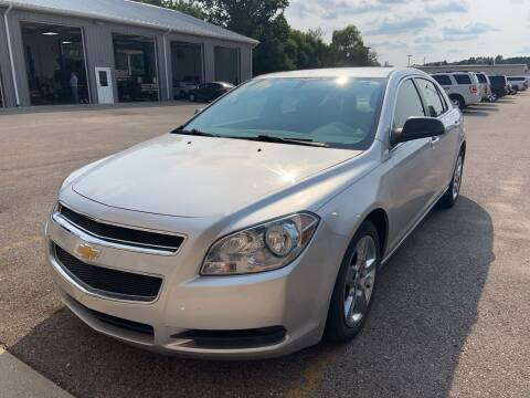 2011 Chevrolet Malibu for sale at Blake Hollenbeck Auto Sales in Greenville MI